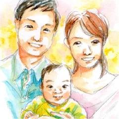 ご家族の肖像画